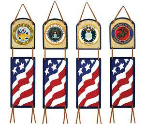 Military Plaque Hanging Navy Air Force Army Marine Corp |