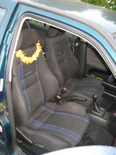 Edition Ausstattung aus Golf 3, Polo Sitzausstattung Sportsitze