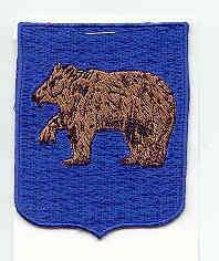 US ARMY PATCH   62ND INFANTRY REGIMENT