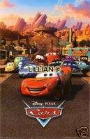 NEW *DISNEY PIXAR CARS FAMILY* Cross Stitch KIT