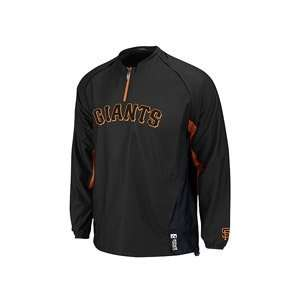 com San Francisco Giants Authentic Triple Peak Cool Base Gamer Jacket