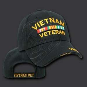 Veteran Vet War Army Military Shadow Baseball Cap Hat Caps Hats