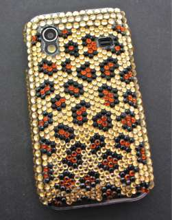 Samsung GALAXY ACE S5830 STRASS HARD Cover HÜLLE BLING