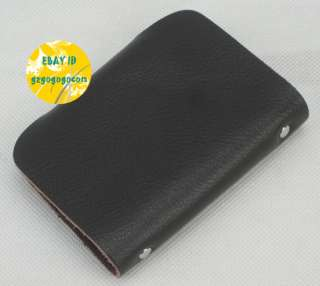 mens leather business card holder Credit cases CHGZ1