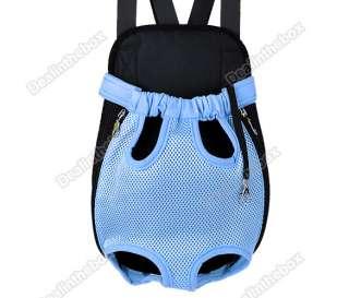 Nylon Pet Dog Carrier Backpack Bag Any Net Size & Color Bag