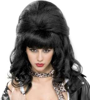 Womens Amy Winehouse Halloween Costume Wig Accessory