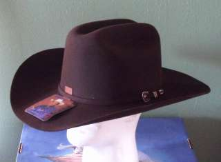 RESISTOL CITY LIMITS CATTLEMAN STYLE COWBOY WESTERN HAT 795214049654