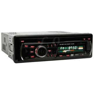 Car Audio Stereo Player In Dash DVD/VCD/MP3/MP4/USB/SD KD8866