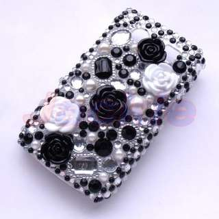 Bling Diamond Hard Case For Blackberry Curve 8900   A5