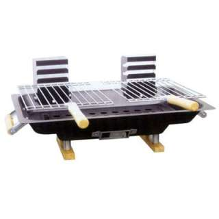 Portable Small Barbecue Grill Rack Roast Work Home Camp