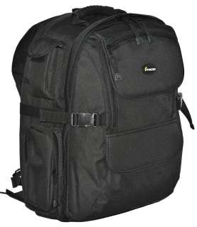 WB1626B Photo Video Camera Backpack Back Pack Bag