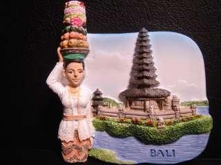 Ulun Danu Bratan Temple,Bali,Indonesia Fridge Magnet