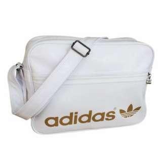 Adidas Adicolor Airline Bag   AC Tasche   schwarz weiß lila grün