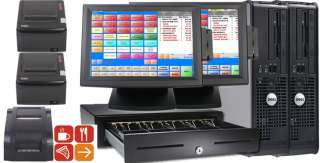 complete pos restaurant stations systems 2 2 dell optiplex gx620