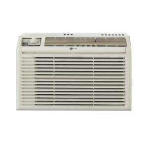 LG Electronics 5,000 BTU Window Air Conditioner LW5012 at The Home
