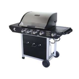 4 Burner Stainless Steel Grill