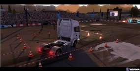 SCANIA Truck Driving Simulator   The Game Pc  Games