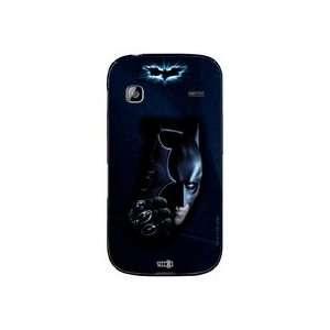 Design Folie Skins Cover Samsung Galaxy Gio S5660   Batman   Dark
