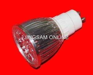 MR16 GU10 5*1W LED Bulb Spot Light Cool White 450lm 5W