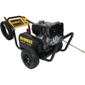 DEWALT 4,200 psi 4.0 GPM Triplex Plunger Pump Professional Gas