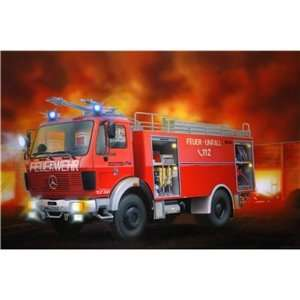 Revell   Mercedes Benz 1625 TLF 24/50  Spielzeug