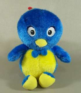 Backyardigans Pablo Blue Penguin Stuffed Plush Toy