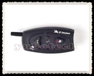 New 500m Bluetooth Interphone Headphone for Motorcycle Helmet