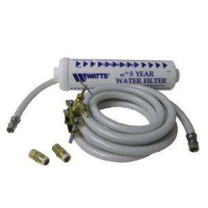 Watts 1/4 in. x 10 ft. PVC Ice Maker Installation Kit KF 1 at The Home
