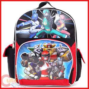 Power Rangers School Backpack/Bag  12 Medium  Super Legends