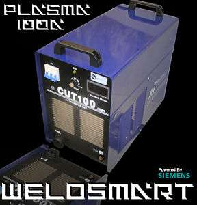 Pilot Arc Inverter Plasma Cutter 100 Amp 3ph WeldSmart