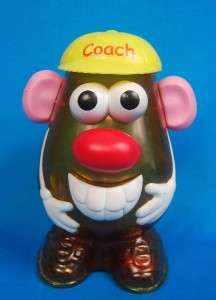 Mr. Potato Head Large Plastic Storage Container Box Part Rare