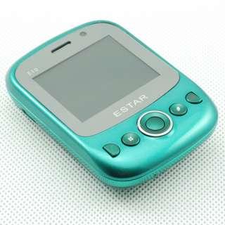 Quad Band Phone Tri sim Card TV Bluetooth 2.0 Inch QWERTY Slide AT&T T