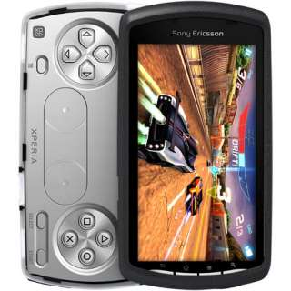 OtterBox Commuter Hybrid Case for Sony Xperia Play, Black New