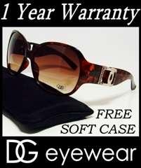 Sunglasses Womens Ladies BLACK Designer Fashion Glasses NEW