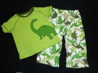 19pc BABY TODDLER BOY 2T 24 Month SLEEPWEAR SLEEPERS PAJAMA summer