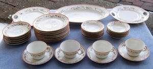 Haviland Limoges Dessert Set Cake plate, Bowls, Plates Cup/Saucer w