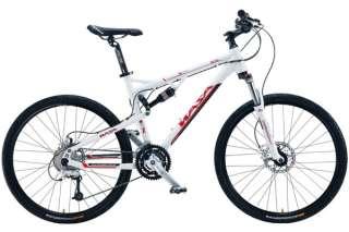 2011 HASA 27 Speed Dual Suspension Mountain Bike 18inch