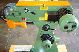 Peddinghaus HBGX100 Belt Grinder