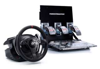 Thrustmaster Racing Wheel PS3 T500 RS GT5 Gran Turismo