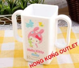 Hello Kitty Bunny Kid Child Baby Juice Box Drink Bottle Cup Holder