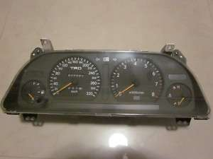 JDM TOYOTA CHASER MARK 2 JZX JZX90 TRD GAGE CLUSTER