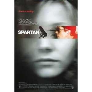 Spartan   Val Kilmer, Tia Texada Poster (98 x 68cm)  Küche