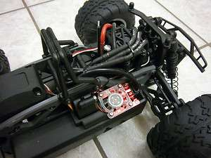 HPI Racing Savage XS Flux 4WD 2 4 CELL LIPO BRUSHLESS SYSTEM 4 POLE 80