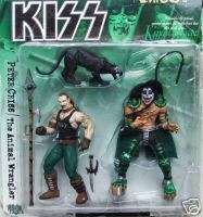 KISS PSYCHO CIRCUS ACTION FIGURE! PETER CRISS! (1998)