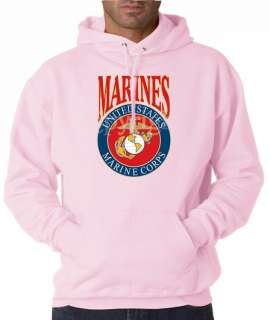 Marine Corps United States 50/50 Pullover Hoodie