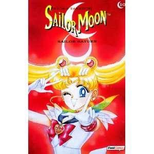 Sailor Moon, Bd.10, Sailor Saturn: .de: Naoko Takeuchi: Bücher
