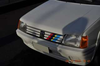 Peugeot 205 rallye adesivi decals stickers a Varese    Annunci