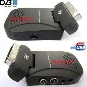un ricevitore/registratore digitale terrestre standard DVB T che