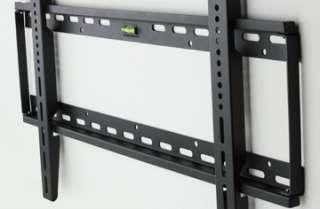 NEW LOW PROFILE FLAT TV WALL MOUNT LCD LED PLASMA 32 60