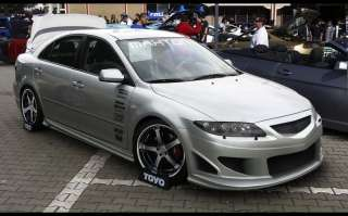 Full Body Kit   MAZDA 6 Mk1